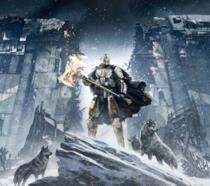 Lord Saladin posa fiero sulla cover ufficiale di Destiny: Rise of Iron