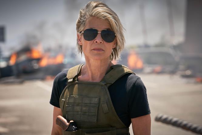 Linda Hamilton torna nel ruolo di Sarah Connor