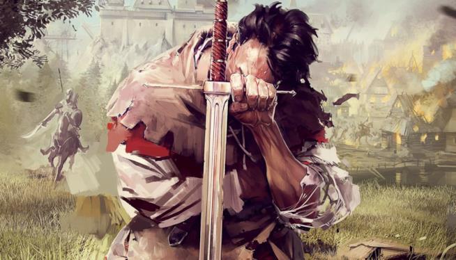 La cover ufficiale di Kingdom Come: Deliverance