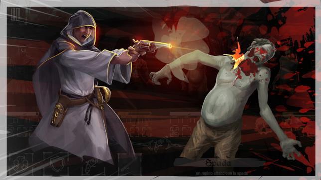 Sine Requie: Snake Eyes è un horroro game sviluppato in Italia