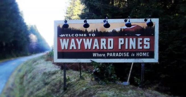 Wayward Pines: l'ingresso in città