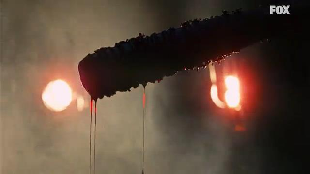 Lucille in TWD 7