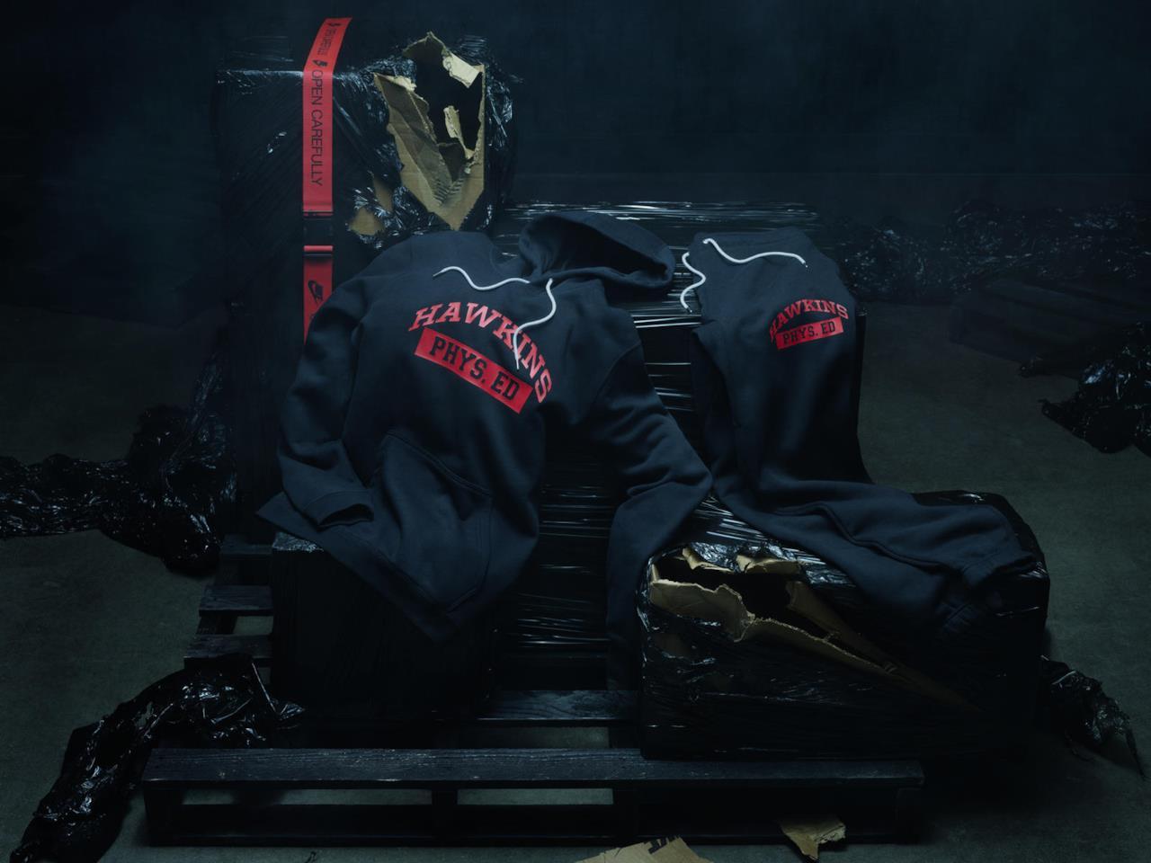 Nike presenta l'abbigliamento dedicato a Stranger Things