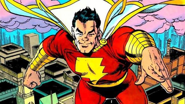 Shazam (già Capitan Marvel) nei fumetti DC