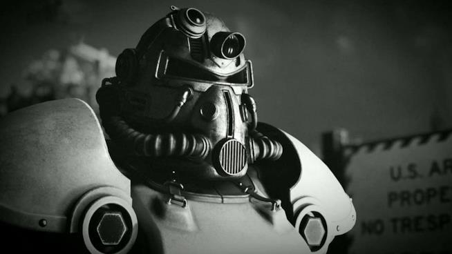 Il casco simbolo della serie torna in Fallout 76