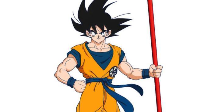 Dragon Ball Super film Goku