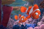 Frame de La ricerca di Nemo