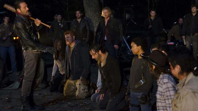 The Walking Dead stagione 7