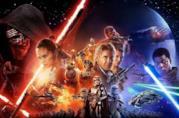 Il poster di Star Wars: Il Risveglio della Forza