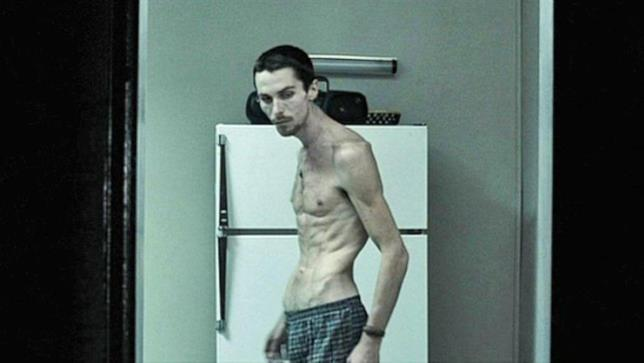 Christian Bale, The Machinist