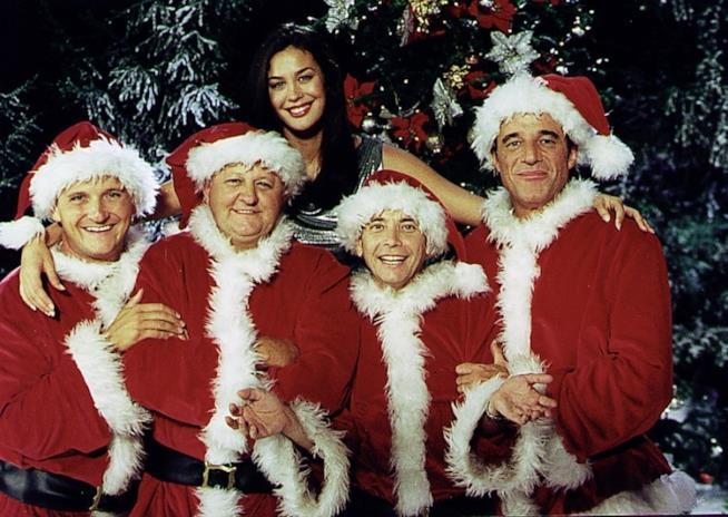 Il cast di Vacanze di Natale 2000