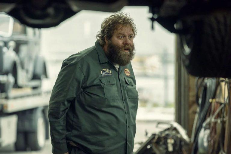Olafur Darri Olafsson nel cast della serie TV AMC