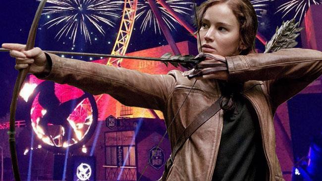 Il parco di Hunger Games a Dubai