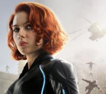 Vedova Nera nel film Avengers: Age of Ultron