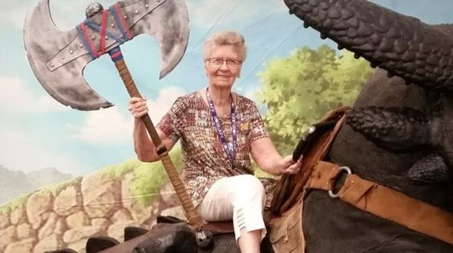 Shirley Curry, la nonna-gamer fan di The Elder Scrolls