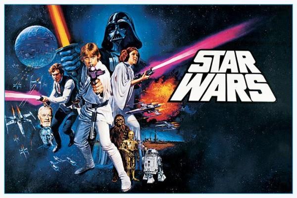 Poster di Star Wars Episodio IV