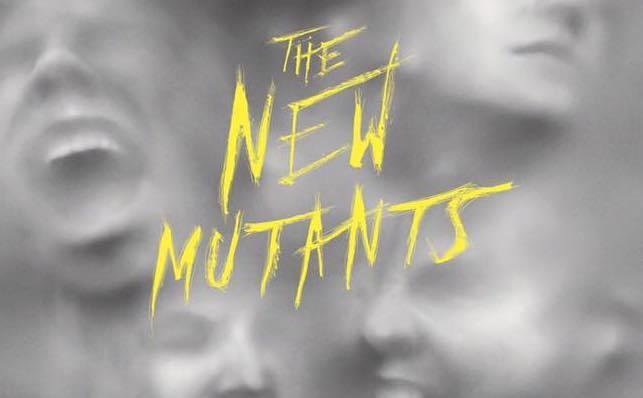 Il logo dell'attesissimo New Mutants