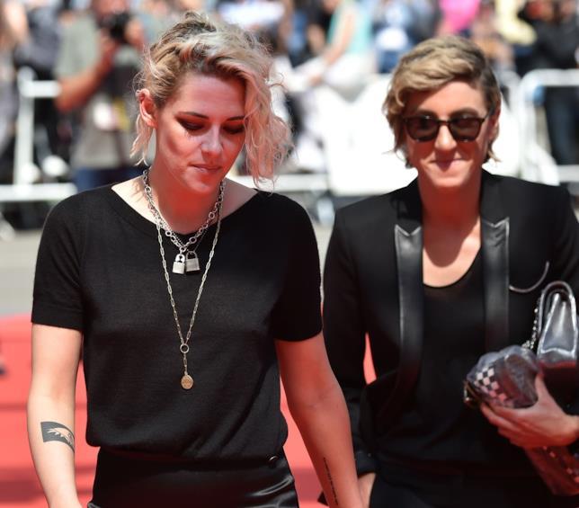 Primo piano di Kristen Stewart e Alicia Cargile