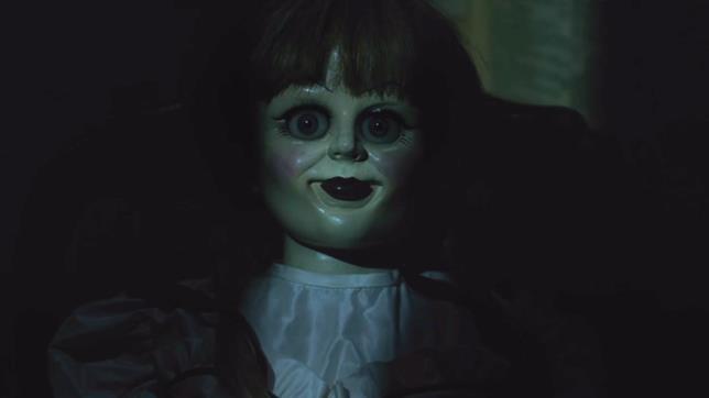 La bambola maledetta Annabelle, protagonista di diversi film horror