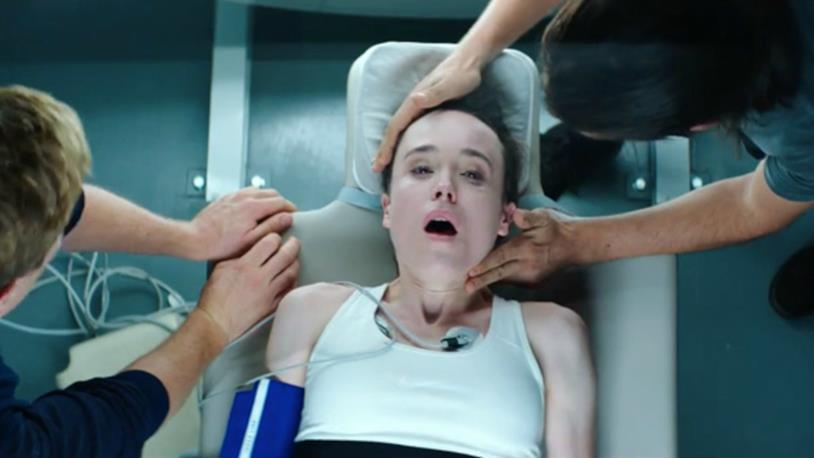 Ellen Page in Flatliners