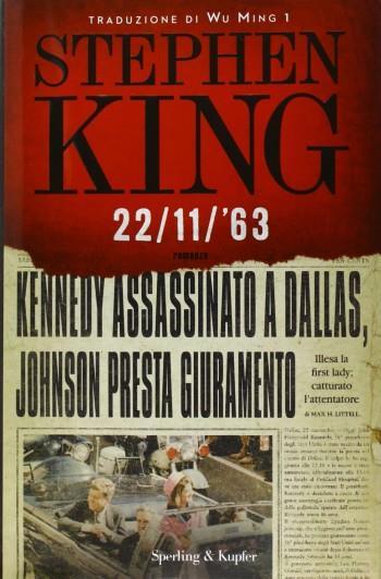 Stephen King: 22/11/63