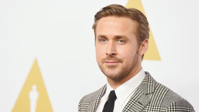 Ryan Gosling agli Academy Awards Nominees Luncheon 2017