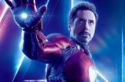 Tony Stark in armatura