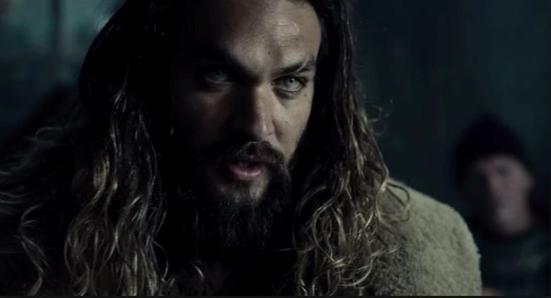 Jason Momoa interpreta Aquaman