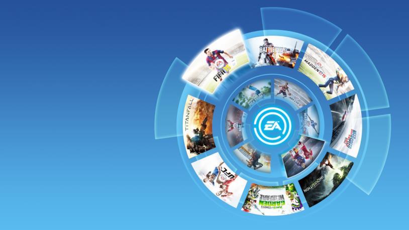 Immagine promozionale di EA Access
