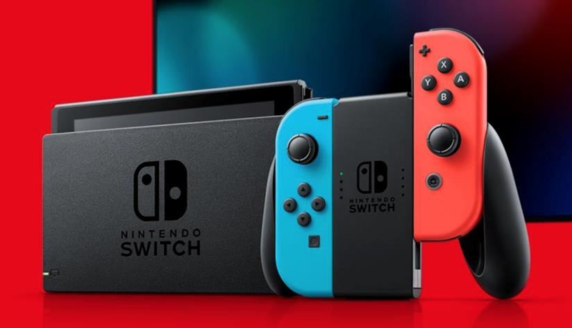 Nintendo Switch con autonomia migliore della batteria