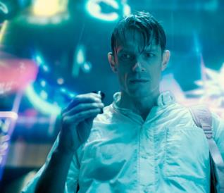 Takeshi Kovacs in Altered Carbon