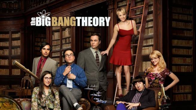 Un'immagine promozionale di The Big Bang Theory