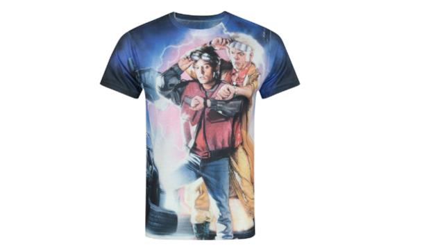 T-Shirt Back To The Future 2