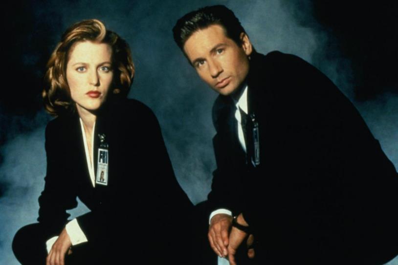 La prima stagione di X-Files