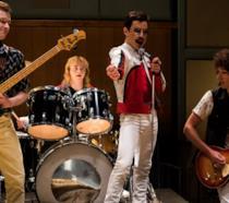 Una scena di Bohemian Rhapsody
