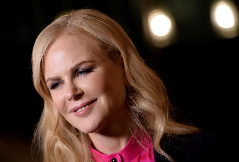 Nicole Kidman alla premiere europea di Destroyer