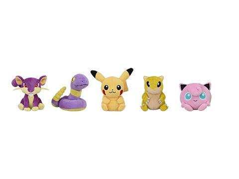 Alcuni Pokémon Fit