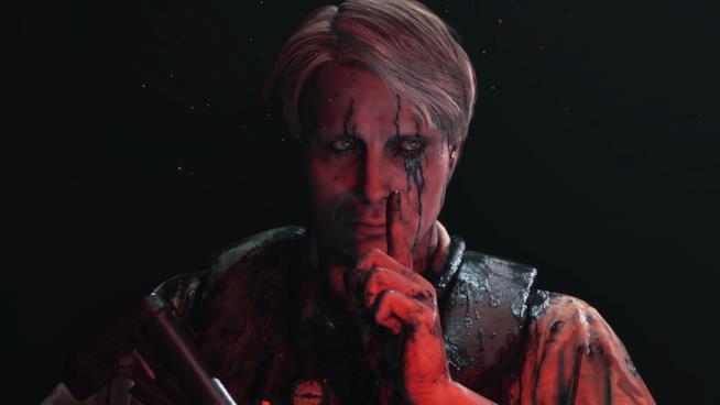 Mads Mikkelsen nei panni del villain di Death Stranding