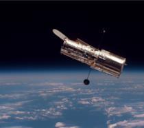 Una spettacolare immagine del telescopio Hubble