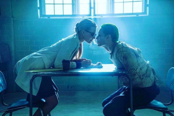 Joker e Harely Quinn ad Arkham