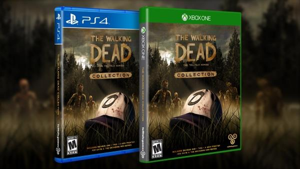 The Walking Dead: The Telltale Series Collection per PC, PS4 e Xbox One