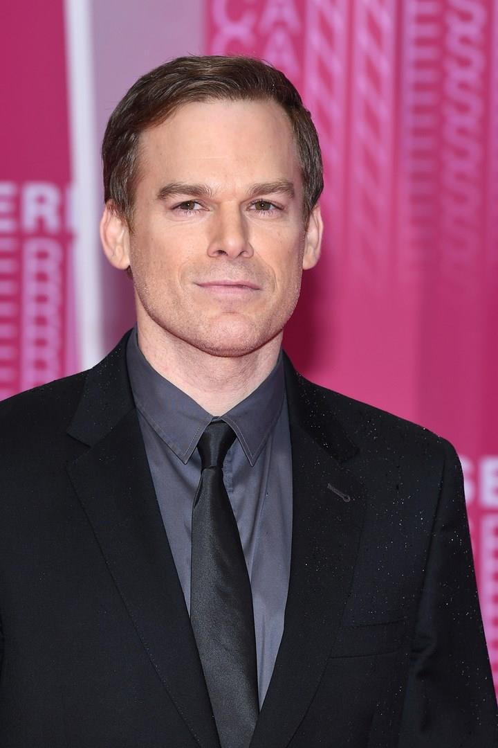 L'attore Michael C. Hall