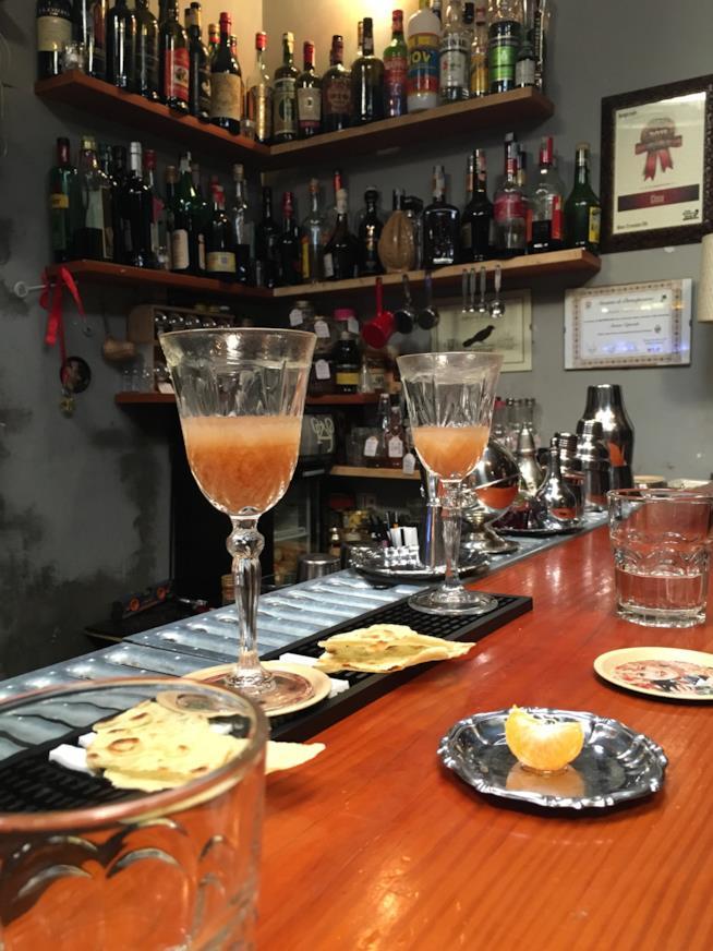Il cocktail di Giulia D'Alberto