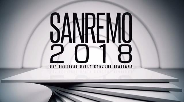 Logo del Festival di Sanremo 2018