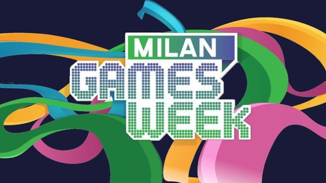 Il celebre logo della Milan Games Week