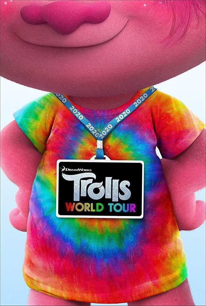 Il poster di Trolls 2