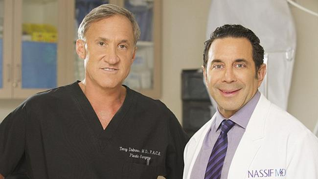 Terry Dubrow e Paul Nassif di Chirurgia Estrema