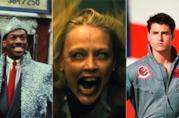 Collage di Top Gun, Il principe cerca moglie e Wolrd War Z