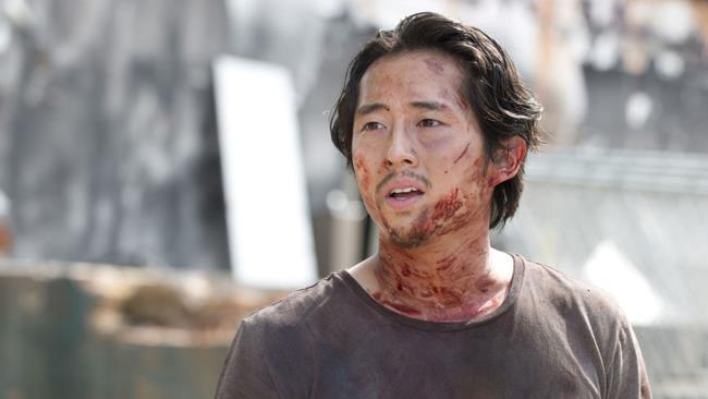 The Walking Dead, Glenn