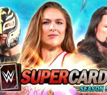 L'immagine promozionale della nuova stagione di WWE Supercard